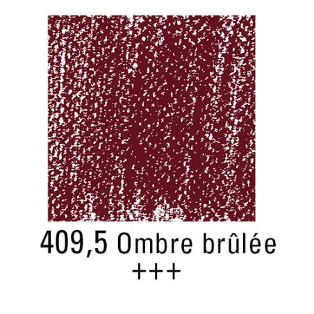 REMBRANDT PASTEL SEC 409,5 TERRE OMBRE BRULEE