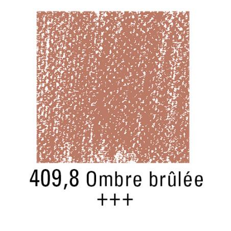REMBRANDT PASTEL SEC 409,8 TERRE OMBRE BRULEE