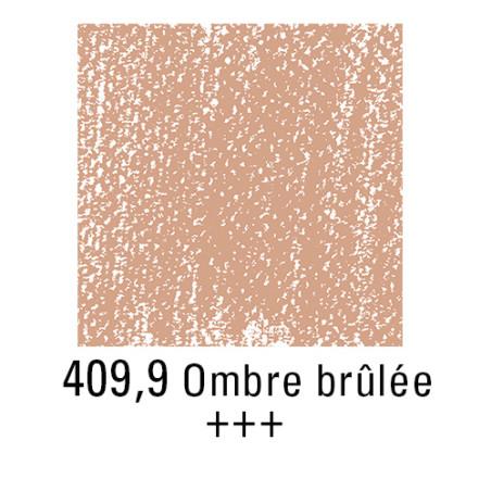 REMBRANDT PASTEL SEC 409,9 TERRE OMBRE BRULEE
