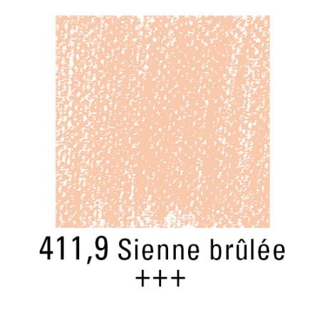 REMBRANDT PASTEL SEC 411,9 TERRE SIENNE BRULEE