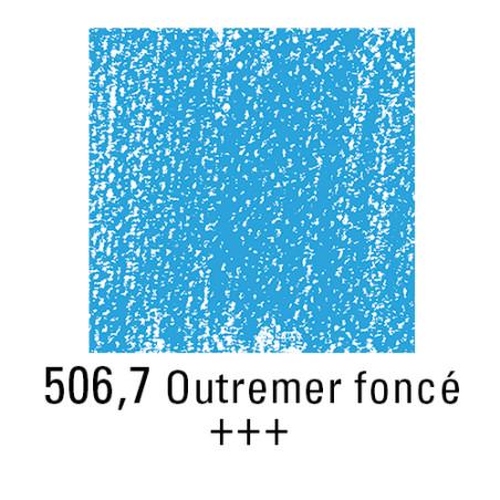 REMBRANDT PASTEL SEC 506,7 OUTREMER FONCE