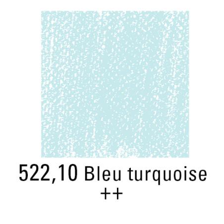 REMBRANDT PASTEL SEC 522,10 BLEU TURQUOISE