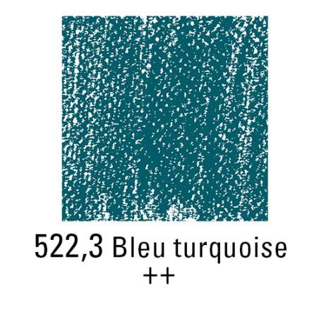REMBRANDT PASTEL SEC 522,3 BLEU TURQUOISE