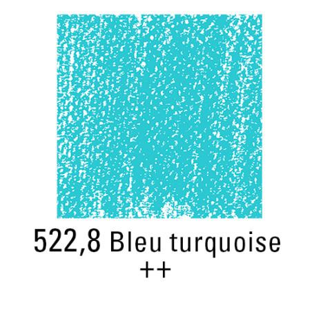 REMBRANDT PASTEL SEC 522,8 BLEU TURQUOISE