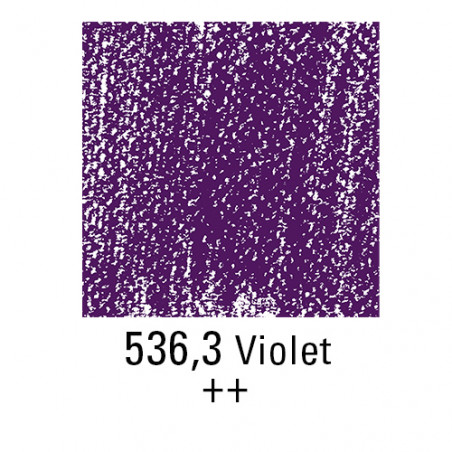 REMBRANDT PASTEL SEC 536,3 VIOLET