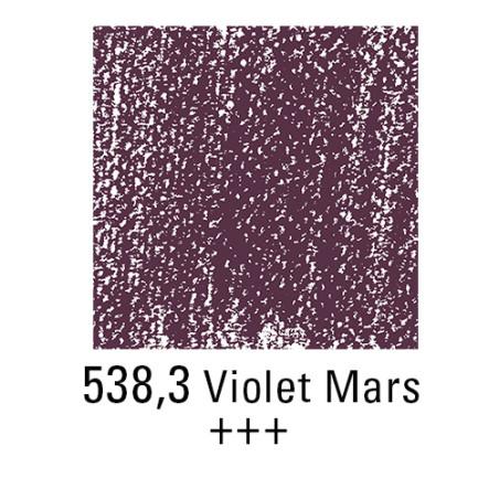 REMBRANDT PASTEL SEC 538,3 VIOLET DE MARS