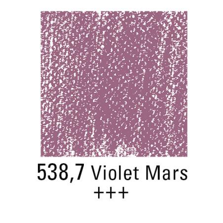 REMBRANDT PASTEL SEC 538,7 VIOLET DE MARS