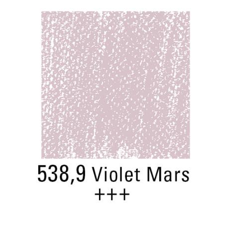 REMBRANDT PASTEL SEC 538,9 VIOLET DE MARS
