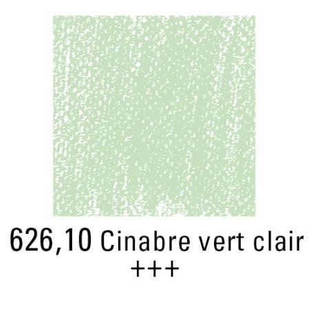 REMBRANDT PASTEL SEC 626,10 VERT CINABRE CLAIR