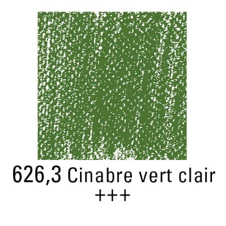 REMBRANDT PASTEL SEC 626,3 VERT CINABRE CLAIR