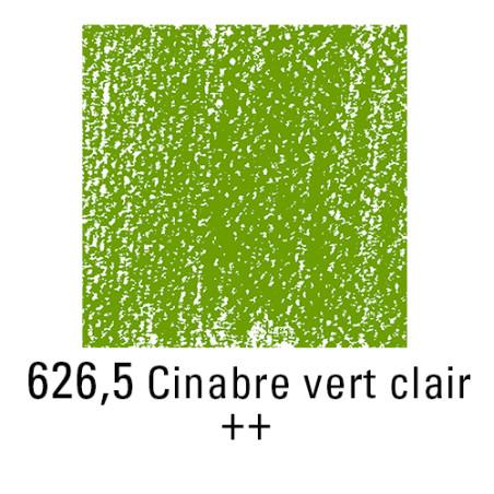 REMBRANDT PASTEL SEC 626,5 VERT CINABRE CLAIR