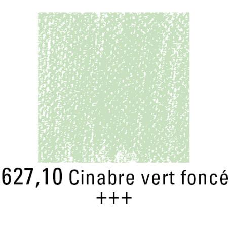REMBRANDT PASTEL SEC 627,10 VERT CINABRE FONCE