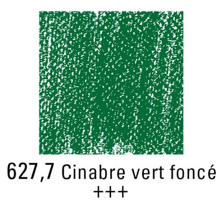 REMBRANDT PASTEL SEC 627,7 VERT CINABRE FONCE