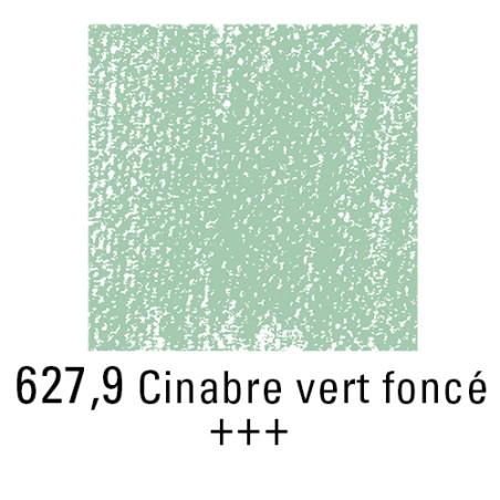 REMBRANDT PASTEL SEC 627,9 VERT CINABRE FONCE