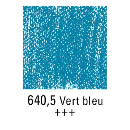 REMBRANDT PASTEL SEC 640,5 VERT BLEUATRE