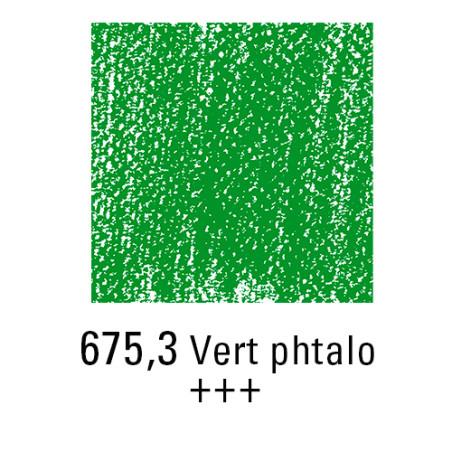 REMBRANDT PASTEL SEC 675,3 VERT PHTALO
