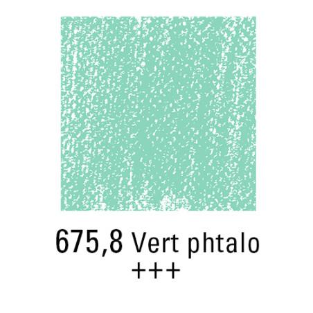 REMBRANDT PASTEL SEC 675,8 VERT PHTALO