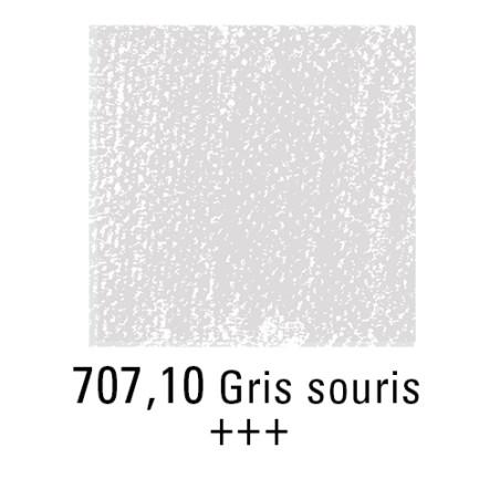 REMBRANDT PASTEL SEC 707,10 GRIS DE SOURIS