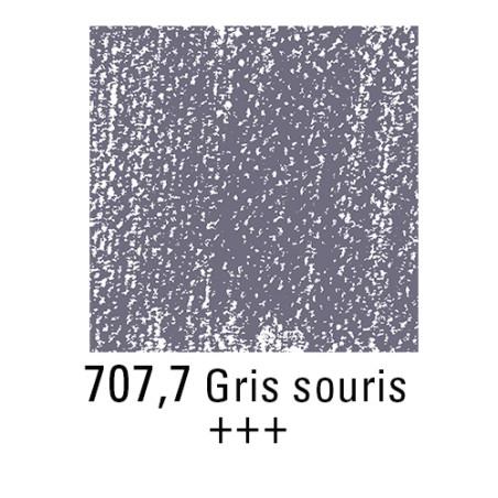 REMBRANDT PASTEL SEC 707,7 GRIS DE SOURIS