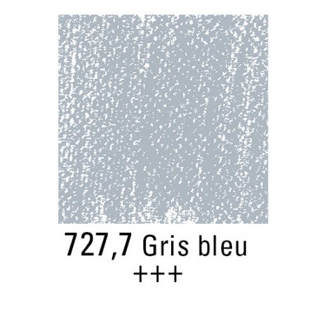 REMBRANDT PASTEL SEC 727,7 GRIS BLEUATRE