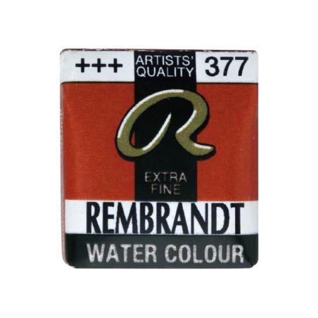 Peinture aquarelle Rembrandt