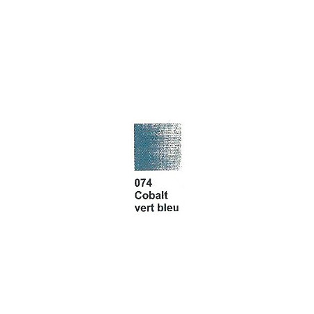 TOISON DOR PASTEL 074 BLEU DE COBALT VERT