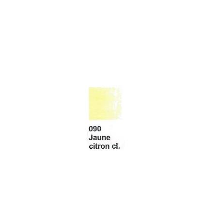TOISON DOR PASTEL 090 JAUNE CITRON FONCE
