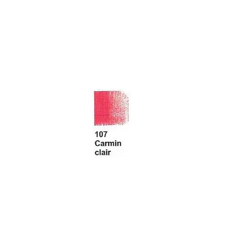 TOISON DOR PASTEL 107 CARMIN CLAIR