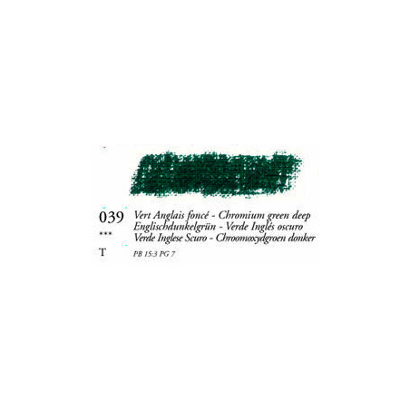 SEN PASTEL HUILE 38ML 39 VERT ANGLAIS FONCE