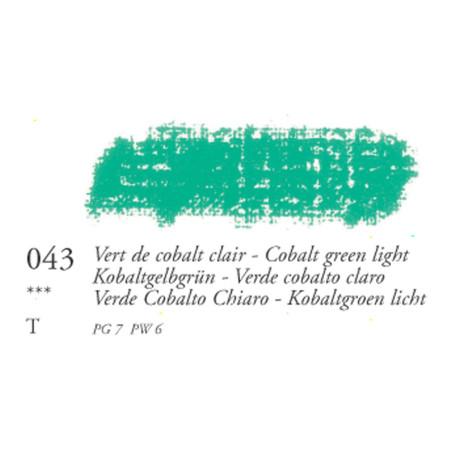 SEN PASTEL HUILE 38ML 43 VERT DE COBALT CLAIR