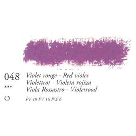 SEN PASTEL HUILE 38ML 48 VIOLET ROUGE
