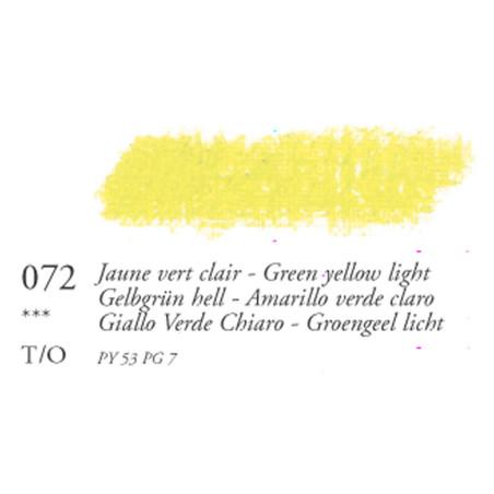 SEN PASTEL HUILE 38ML 72 JAUNE VERT CLAIR