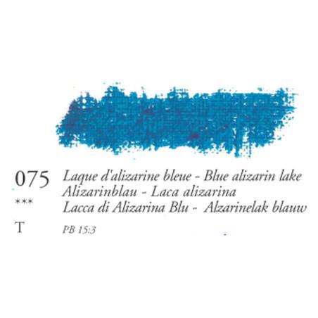 SEN PASTEL HUILE 38ML 75 LAQUE ALIZARINE BLEUE