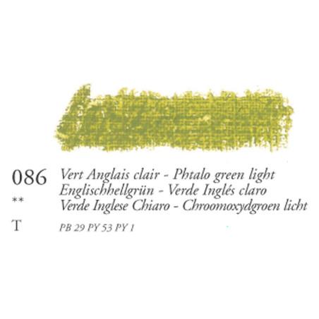 SEN PASTEL HUILE 38ML 86 VERT ANGLAIS CLAIR