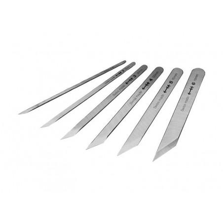 Couteau de luthier