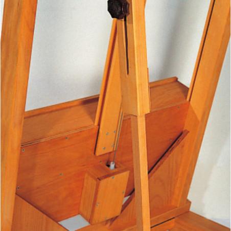 Chevalet d'atelier artisanal professionnel
