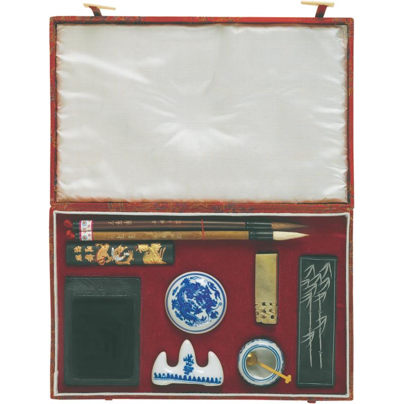 Set de calligraphie chinois kgs 200