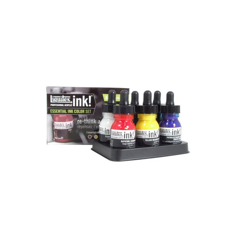 Sets encre Liquitex professional Acrylic Ink!