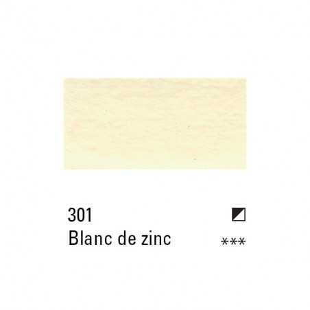 BOESNER HUILE 60ML 301 BLANC DE ZINC