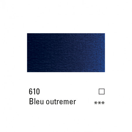 BOESNER HUILE 60ML 610 BLEU OUTREMER