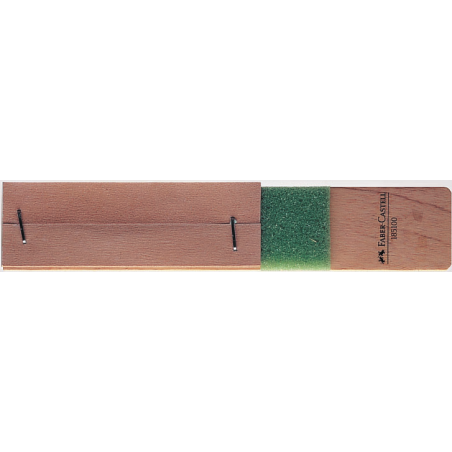 Planchette affûtoir Faber-Castell