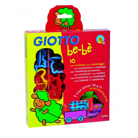 GIOTTO set accessoires modelage