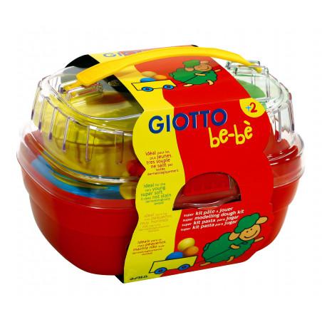 GIOTTO box super kit pâte à jouer