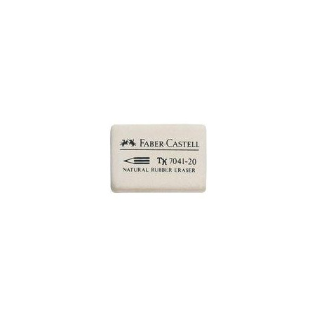 Gomme blanche Faber-Castell