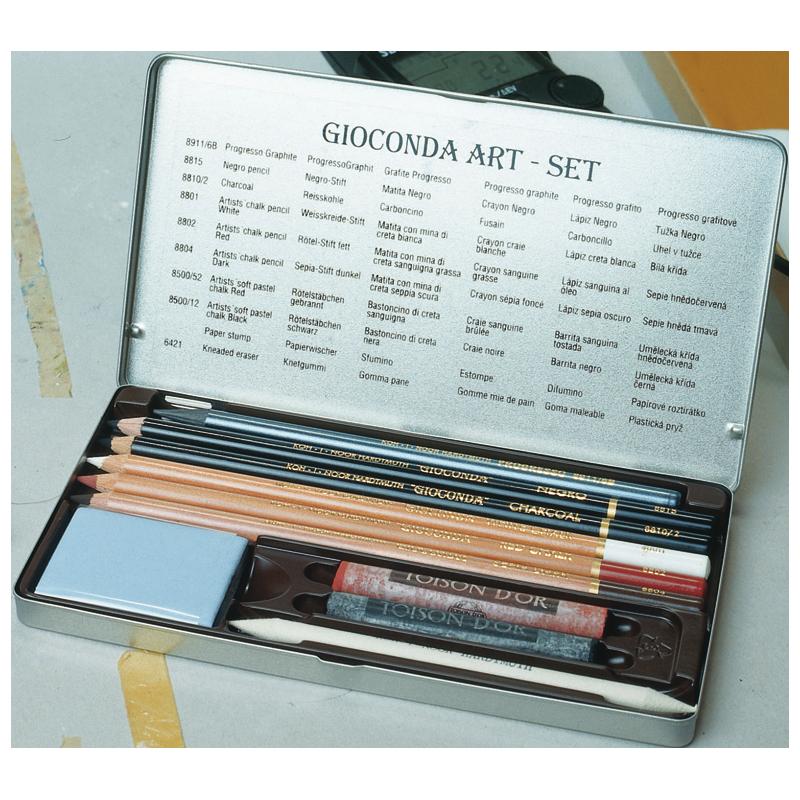 Coffret d'art Gioconda 8890 Koh-i-Noor