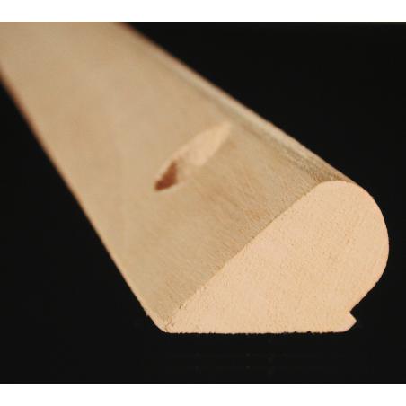 Rails en bois pour tableaux