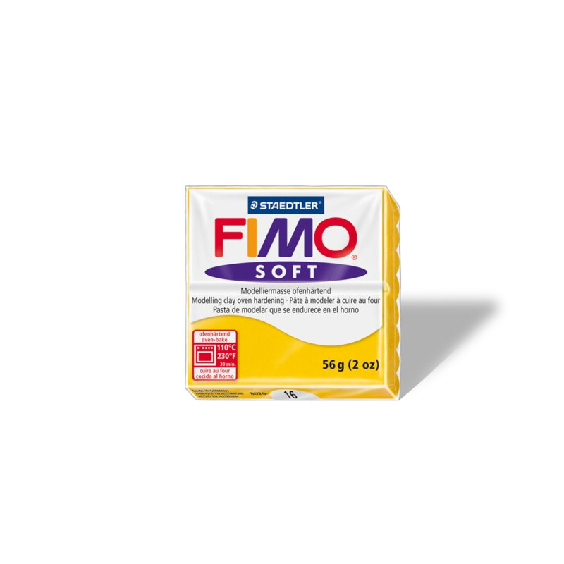 Fimo soft 56 grammes