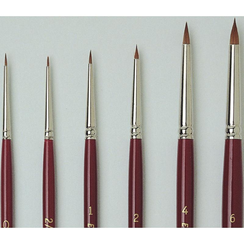 Morani série 310 pinceau de retouche martre rond