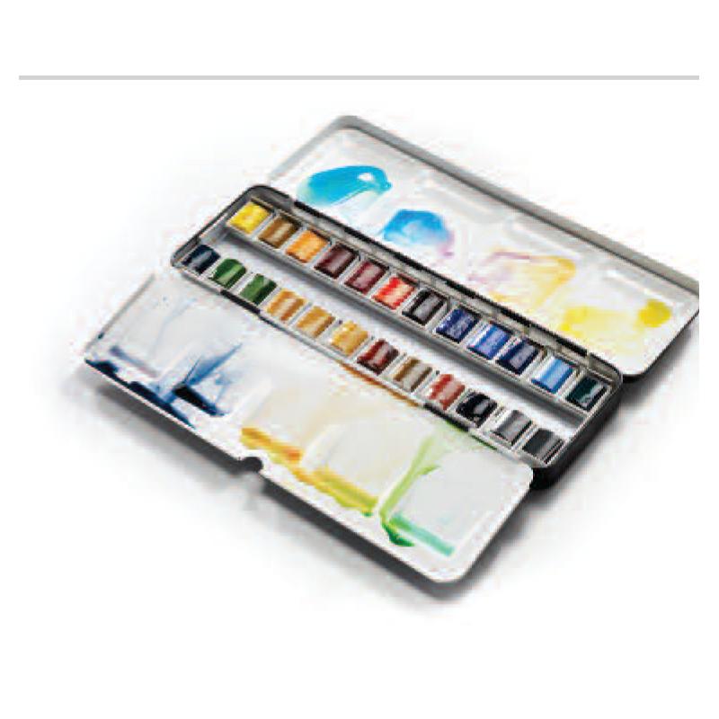 Boîte d'aquarelle extra-fine Winsor & Newton