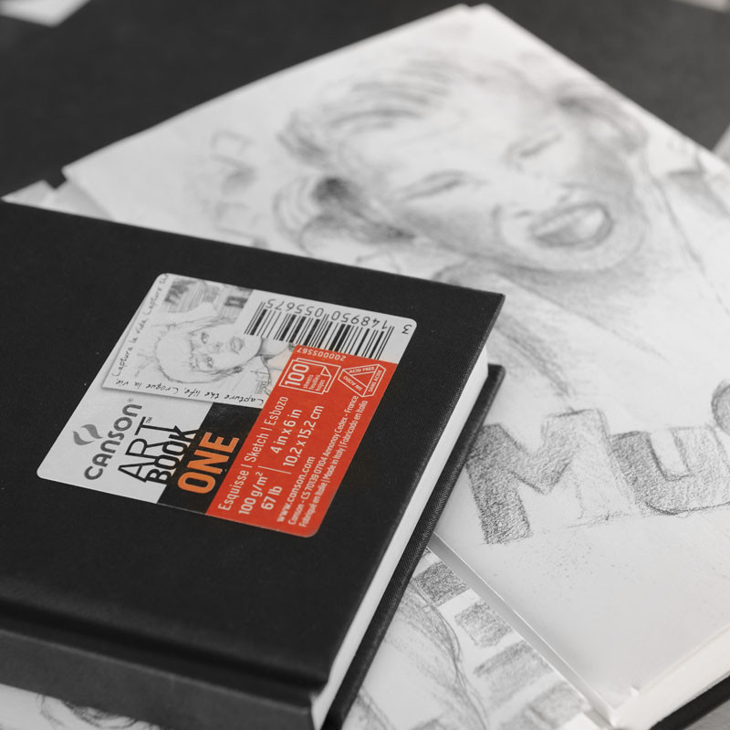 Carnet Art Book One